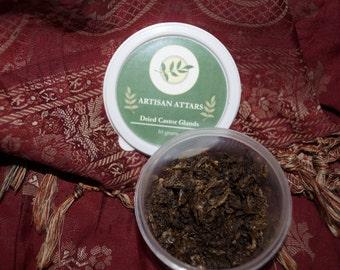 New York Beaver Castor Glands Dried 10 grams Natural Pheromones Fine Perfume Material Flavor Castoreum