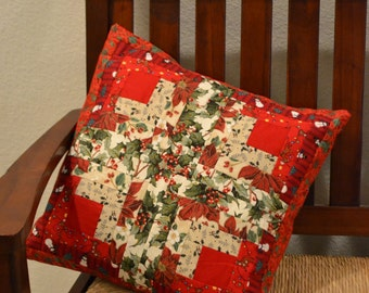 Holiday Throw Pillow