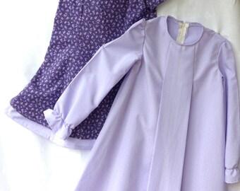 Lilac Summer Dress