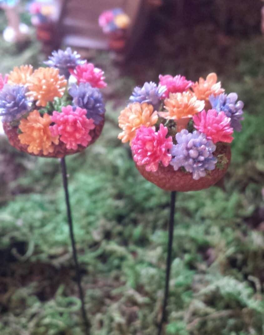 Fairy Garden Accessories Acorn Planters By