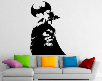 Superhero Wall Decal. Superhero ...