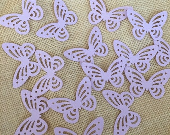 Butterfly Confetti, Butterfly Die Cuts, Table Decor, Baby Shower, Bridal Shower, Birthday, Butterfly Decor,  Die Cuts,Wedding Decor