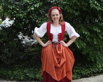 Renaissance outfit 4 piece