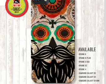 iphone 6 Case skull /Phone case cover for iPhone 4 iPhone 4S iPhone 5 iPhone5S iPhone 5C iPhone 6