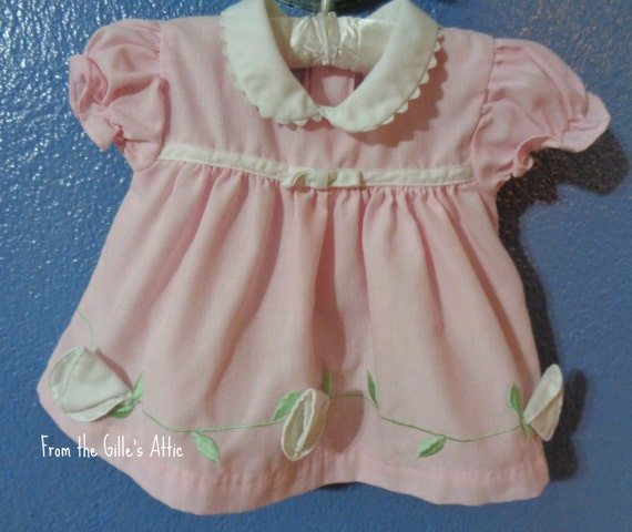 Vintage Mayfair Company Baby Girl Dress Fromthegillesattic
