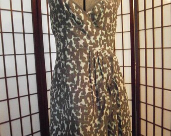 Women's Camoflage Dress