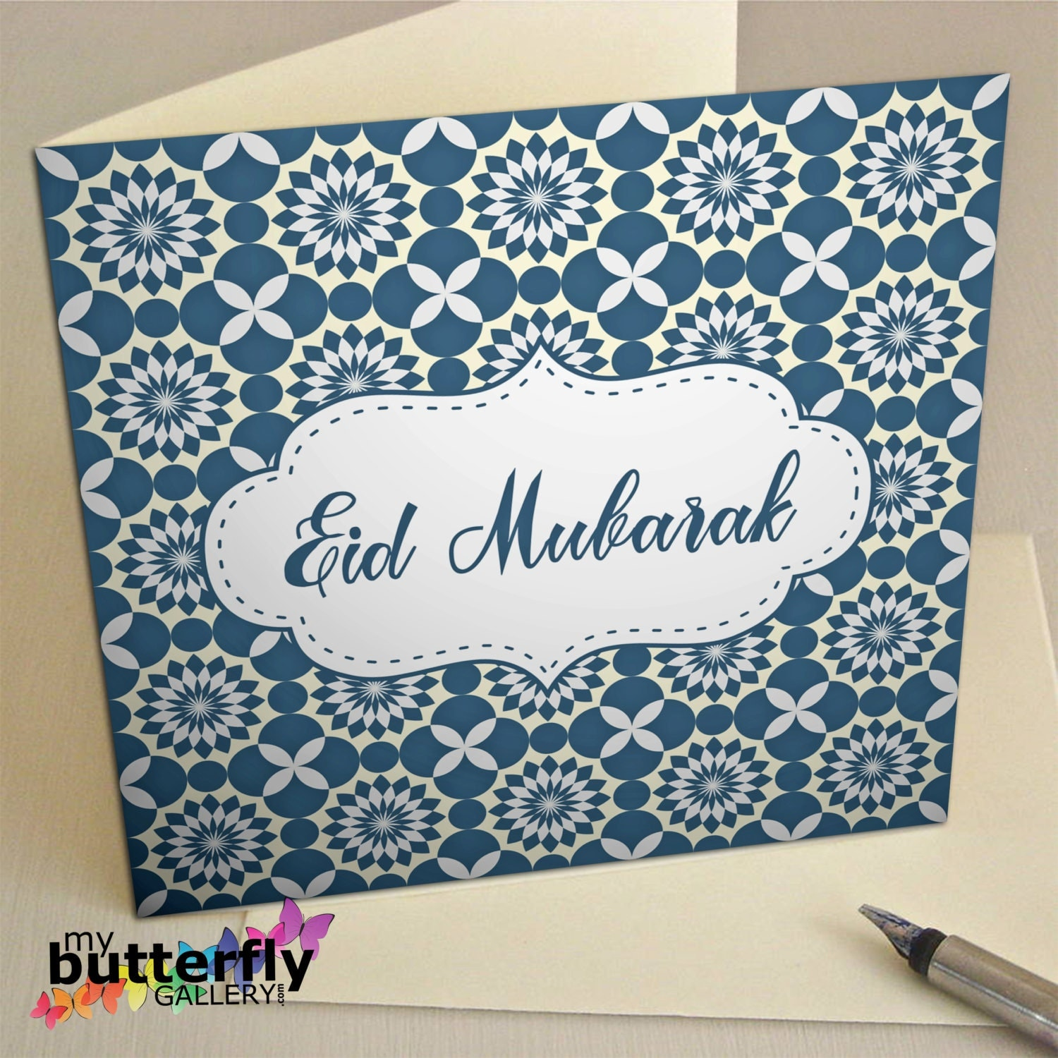 Monster image for eid cards printable