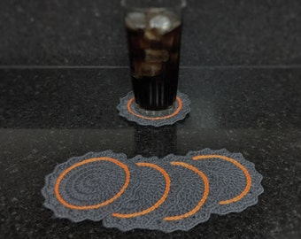 60s Style Coasters