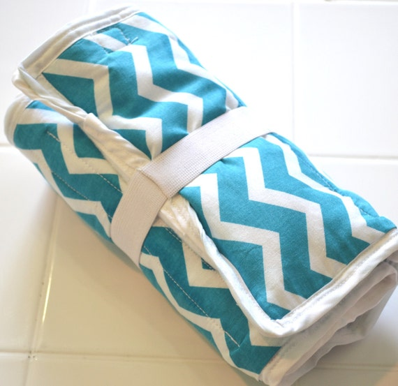 items similar to chevron car seat cooler baby carseat thermal ice pack on etsy. Black Bedroom Furniture Sets. Home Design Ideas