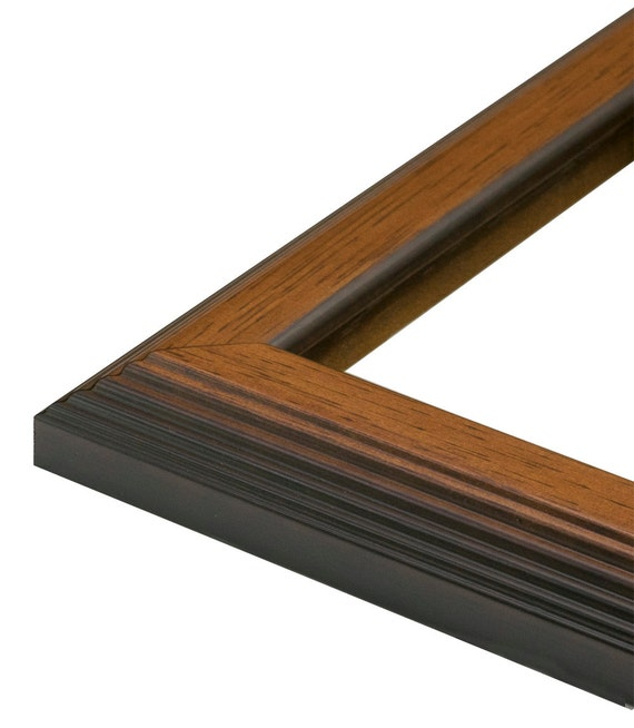 Walnut 1 1 8 Picture Frame 2 Colors All Sizes