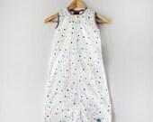 Baby Sleep Bag - Organic Cotton (Confetti)