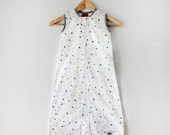 Baby Sleep Bag - Organic Cotton (Confetti)