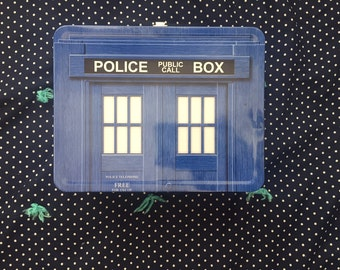 Doctor Who- Metal Lunchbox