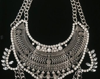 Goddess Tribal Necklace