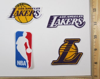 Los Angeles Lakers Patches, Los Angeles Lakers Iron On, Los Angeles Lakers Appliques, Los Angeles Lakers Patch, Los Angeles Lakers Applique