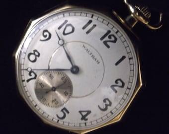 1894 Waltham Pocket Watch