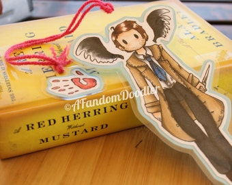 Castiel (Supernatural) Bookmark