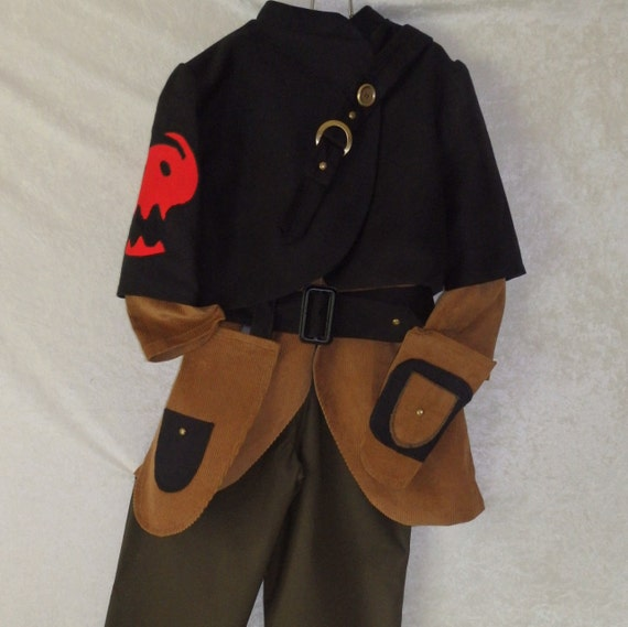How to train your dragon cosplay costumes costume hiccup how to train your dragon ccuart Gallery
