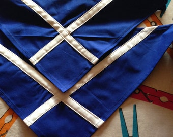 Scottish Saltire Bandana
