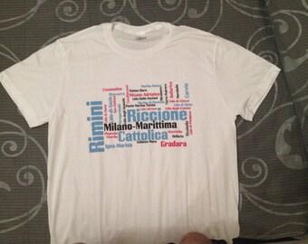 T-shirt Riviera Romagnola