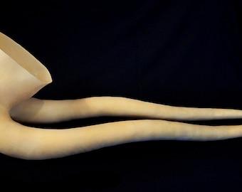 Long Female Lekku - LATEX Twi'lek Headpiece