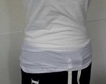 Personalised printed wedding party jogging pants with strap top set Bride, Bridesmaid, bridal party