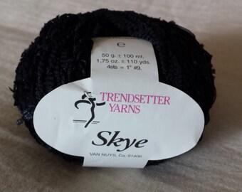 Trendsetter Yarns SKYE  Black  Color 11