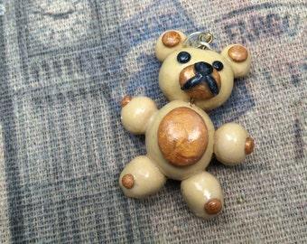 Teddy Bear Charm