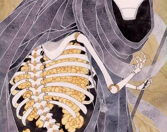 XIII Death - Giclee Print