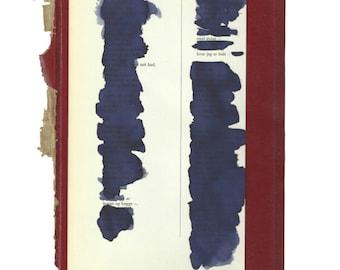 Palimpsest - Danish artist's book by Andreas Vermehren Holm