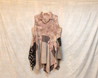 Revival Boho Clothing For Plus Sizes REVIVAL Women s Upcycled Boho
