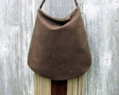 Anatolian Kilim and Leather Fringe Bag by Stacy Leigh Ready to Ship