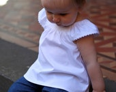 Chloe & Cooper Cuffed Pants PDF Pattern in sizes 3, 6, 12, 18 and 24 months