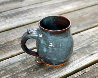 Slate Blue Mug - Made to Order