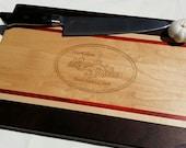 Personalized Cutting Board - Custom Gift, Wedding, Anniversary - FREE ENGRAVING