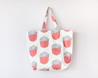Market Tote // Shopping Bag - Acorn
