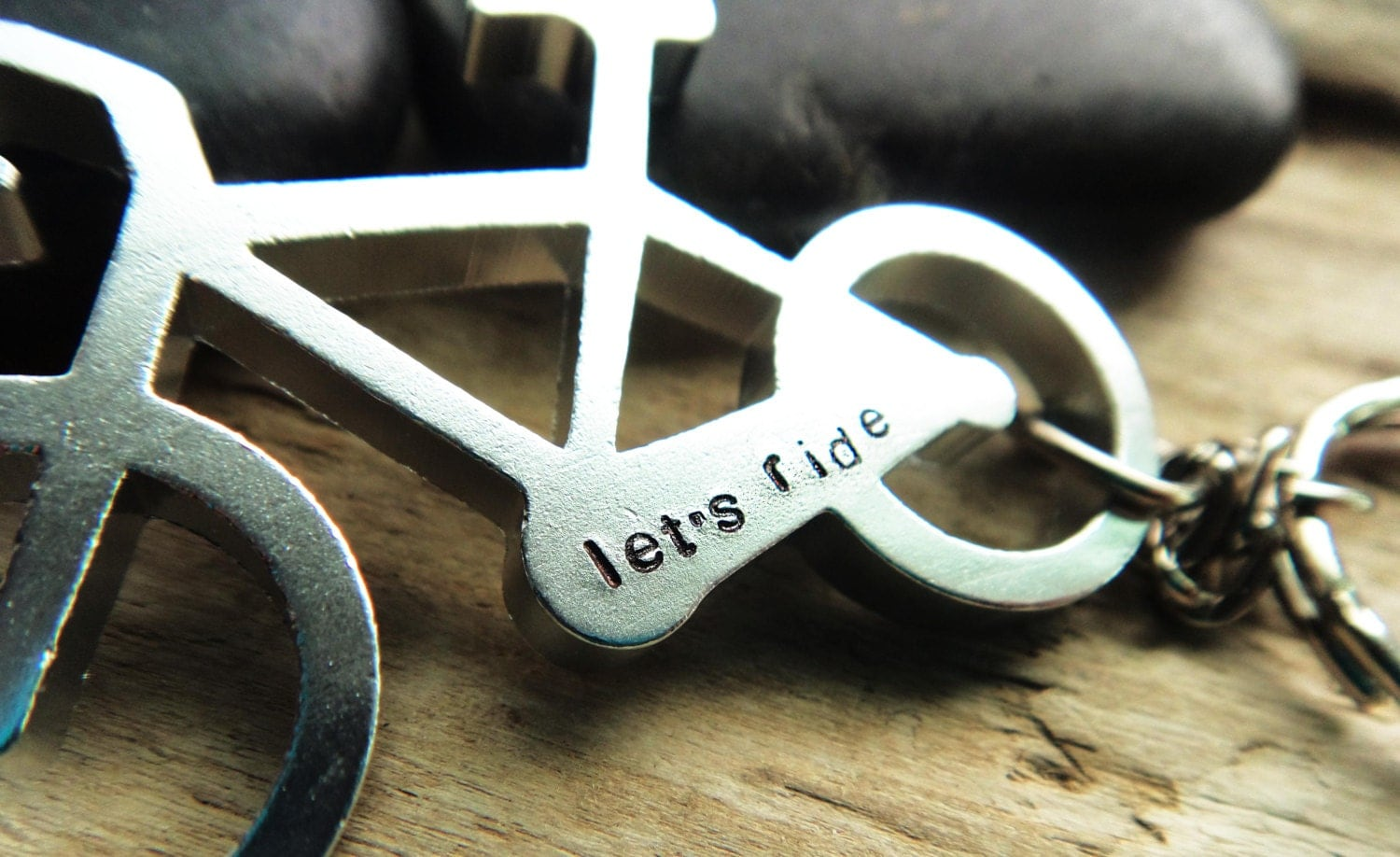 ride bike bottle opener stamped bottle opener bicycle. Black Bedroom Furniture Sets. Home Design Ideas