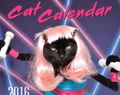 SALE 2016 World's Most Super-Amazing 100% Awesome Cat Calendar
