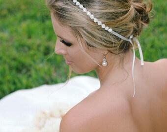 Bridal Rhinestone Headband