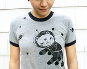 Limited Space Cat Eco-Tee