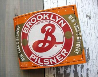 Brooklyn Pilsner Wallet