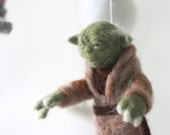STAR WARS Baby Mobile, Yoda Crib Mobile, Made to Order