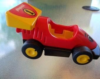 1993 Playmobile 123 Race Car preschool Playmobil
