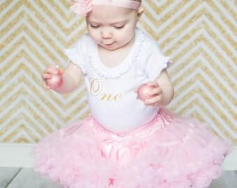 Pink Pettiskirt...Premium Petti-skirt - Adjusable waistband, Newborn pettiskirt, Super Full Pettiskirt