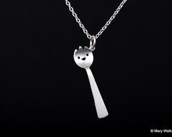 Spork Necklace