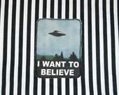 X-Files Patch / Alien Patch / I Want To Believe Patch