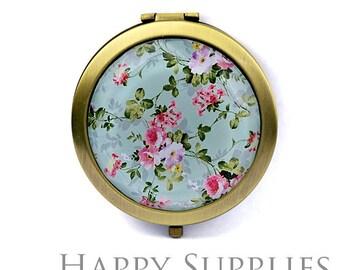 30% OFF - 1pcs Handmade Photo Pocket Mirror (Mirror-GS45)