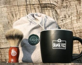 Ceramic Mug Shave Kit
