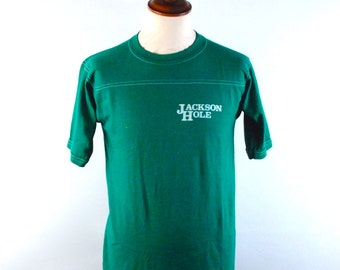 Vintage 1970's Jackson Hole Tee in GREAT Condition!