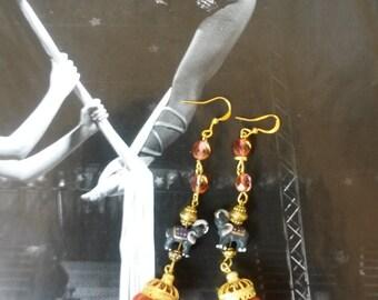 circus earrings 7
